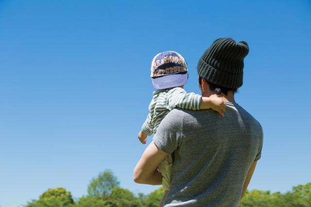 赤ちゃんとパパ,産後,6ヶ月,