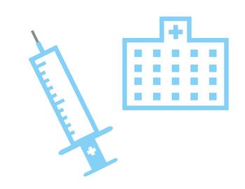 病院と注射,無痛,分娩,メリット