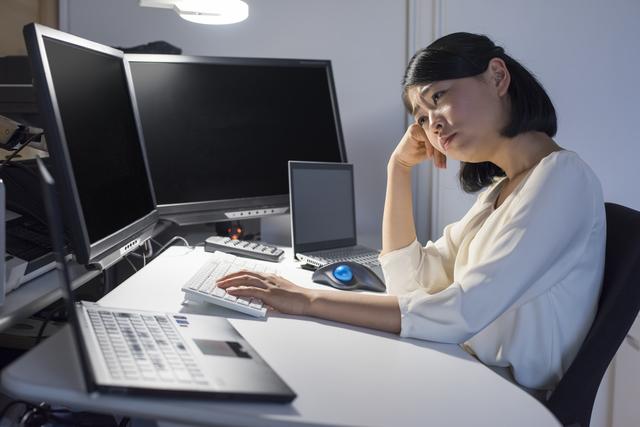 ストレスのある職場,妊娠初期,仕事,