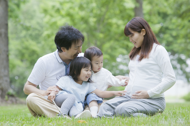 妊婦さんと家族,妊娠初期,気をつけること,