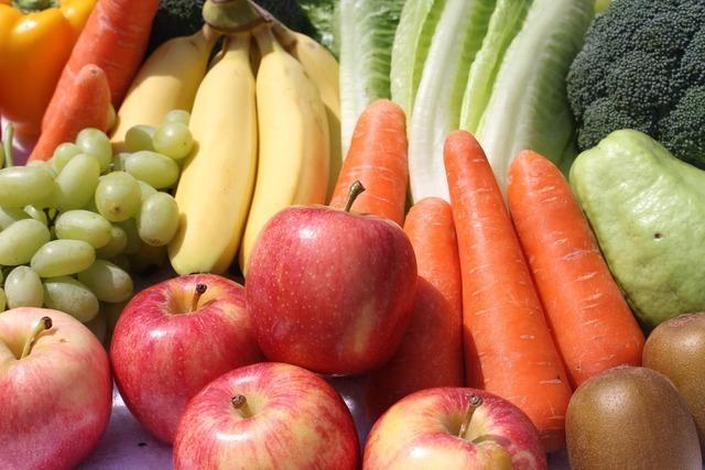 野菜とフルーツ,妊娠,肌荒れ,ケア