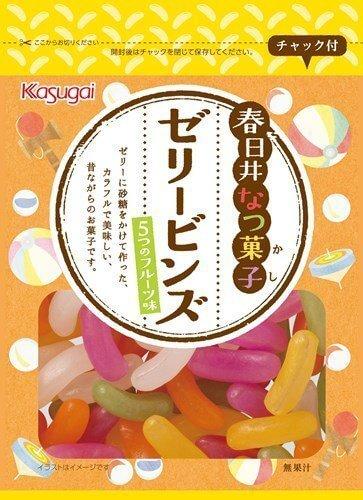 春日井製菓 ゼリービンズ 125g×12袋,スイーツ,レシピ,