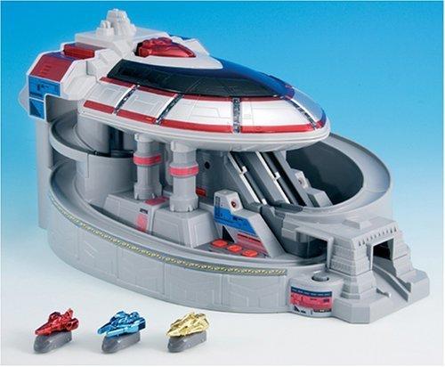 ウルトラマンマックス 電動出撃基地 DXベースタイタン,ウルトラマン,おもちゃ,