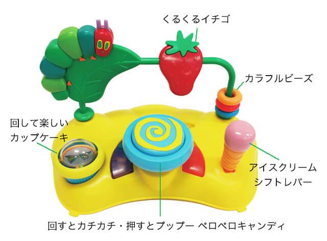 はらぺこあおむし おもちゃ,歩行器,子ども,