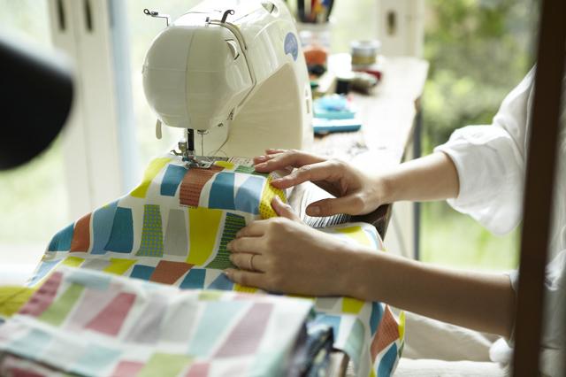 裁縫グッズ,手作り,スタイ,デコパージュ