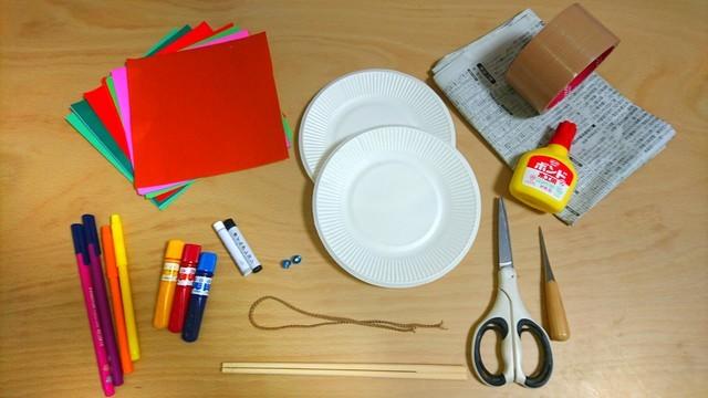 紙皿,手作り,おもちゃ,工作