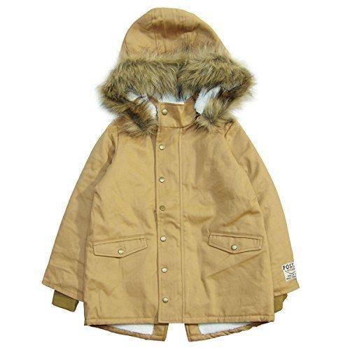 (ポスター) POSTAR モッズコート ベージュ 140cm,子供服,コート,