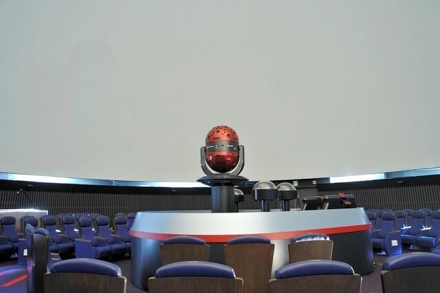 かわさき宙(そら)と緑の科学館のプラネタリウム,プラネタリウム,神奈川,おすすめ