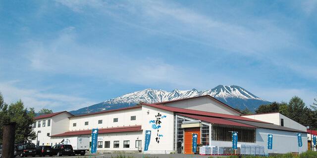 霧しなの工場,長野,工場見学,人気