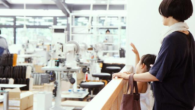 土屋鞄製造所 軽井沢工房,長野,工場見学,人気