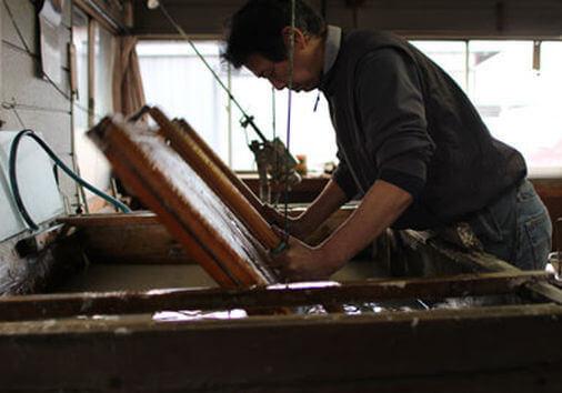 松崎和紙 工場見学,長野,工場見学,人気