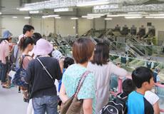 エフピコ 工場見学,長野,工場見学,人気