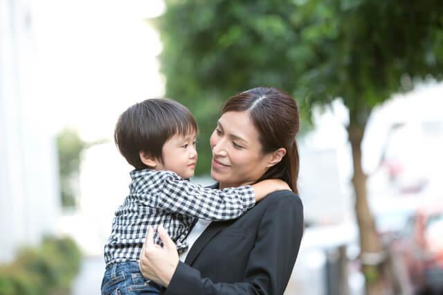 ワーキングママと子ども,保育園,入園,ママ