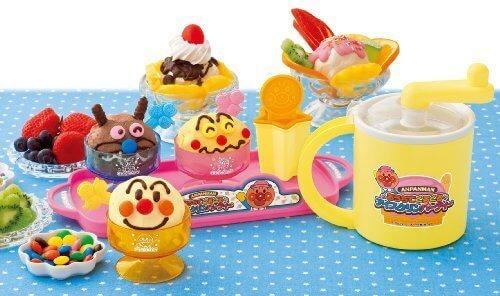 アンパンマン おうちでくるくるアイスクリンパーティ,おもちゃ,料理,