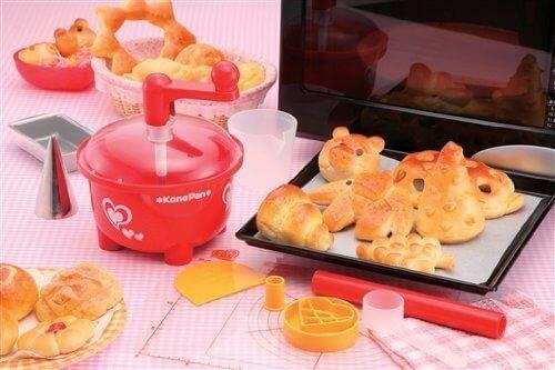 ハッピーキッチン ~かんたん楽しいパン作り~ こねパン,おもちゃ,料理,