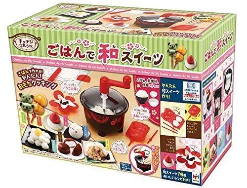 ごはんで和スイーツ,おもちゃ,料理,
