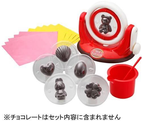 くるくるチョコレート工場,おもちゃ,料理,
