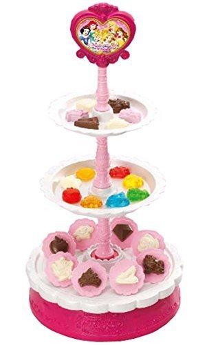 ディズニープリンセス ショコラ&グミ スィーツジュエリー,おもちゃ,料理,