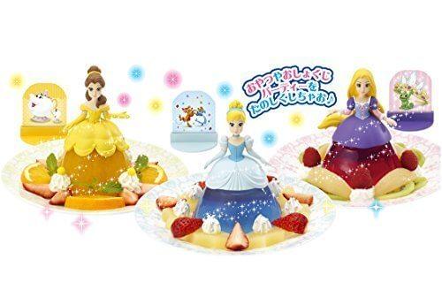 ディズニープリンセス クッキング☆ドレスドール,おもちゃ,料理,