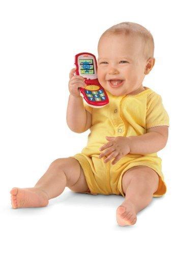 フィッシャープライス はじめての赤ちゃんケータイ (K7682),おもちゃ,スマホ,