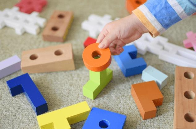 積み木,知育玩具,小学生,