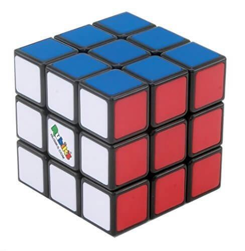 ルービックキューブ ver.2.0 【6面完成攻略書(LBL法)付属】,知育玩具,小学生,