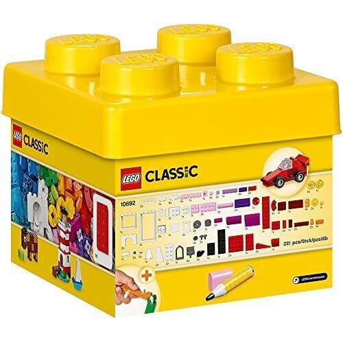 レゴ (LEGO) クラシック 黄色のアイデアボックス<ベーシック> 10692,知育玩具,小学生,