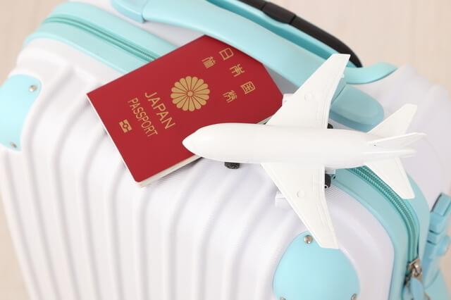 旅行鞄,祖父母,プレゼント,
