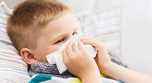 鼻をかむ子,気管支,成長,生まれつき