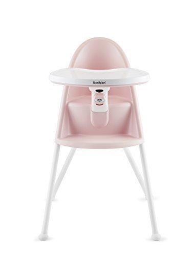 ベビービョルン【日本正規品保証付】 ハイチェア ライトピンク 067055,離乳食,椅子,