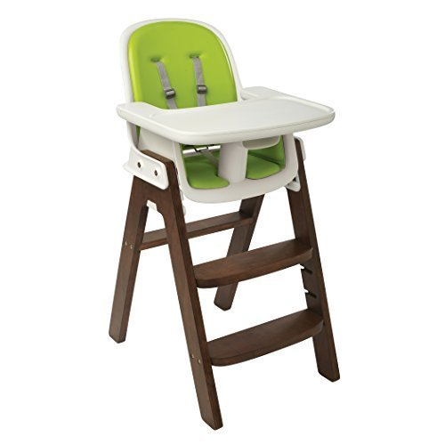 OXO Tot【月齢に合わせて選べる3ステップ ハイチェア】スプラウトチェア(グリーン) FTOX930930,離乳食,椅子,