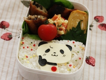 楽天パンダのお弁当,パンダ,弁当,