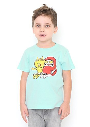 (グラニフ)graniph コラボレーションキッズ Tシャツ / だるまちゃんとかみなりちゃん ( かこさとし ) ( プール ) 90,かこさとし ,Tシャツ,からすのパンやさん