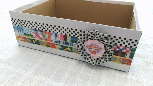 おもちゃ箱 手作り ダンボール,手作り,おもちゃ,箱