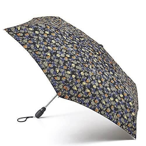 FULTON フルトン 折りたたみ傘 スーパースリム 正規品証明タグ 英国王室御用達 かさ 折り畳み 女性用 イギリス 軽量 自動開閉 Super Slim L711 AC(スリーピングウィロウ Sleeping Willow),折りたたみ傘 ,レディース,