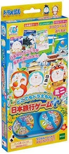 どこでもドラえもん 日本旅行ゲーム+ミニ,新幹線,車内,おもちゃ