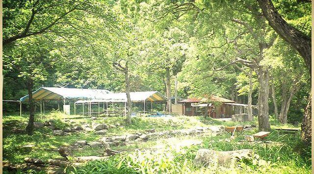 湯沢リバーサイドキャンプ&カフェ,バーベキュー,雨,新潟