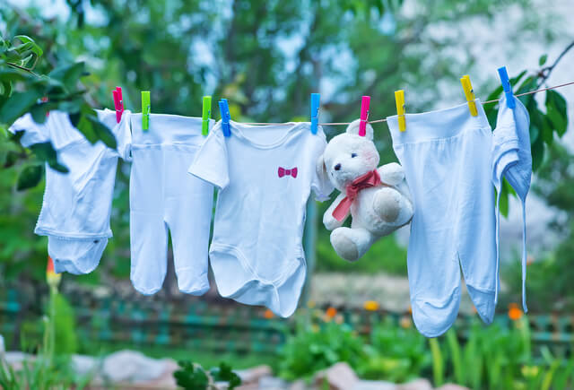 赤ちゃんの服,赤ちゃん,体温調節,