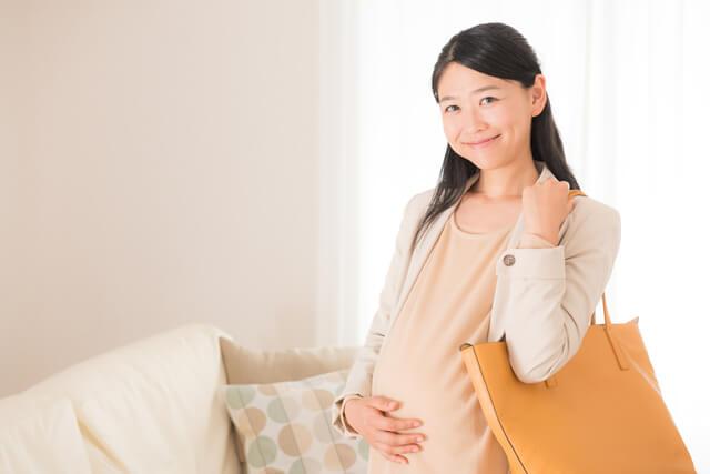 妊婦 握手,妊娠,報告,職場
