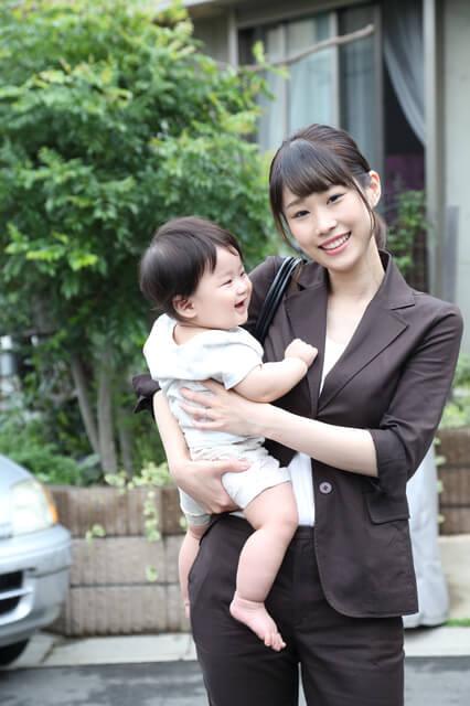 ワーキングマザー,育児休業,期間,産後