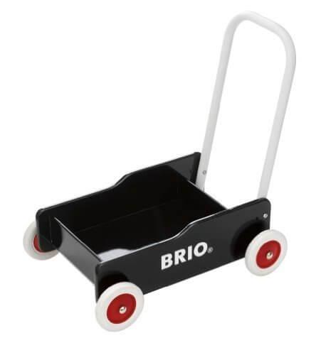 BRIO 手押し車 (ブラック) 31351,0歳,おもちゃ,