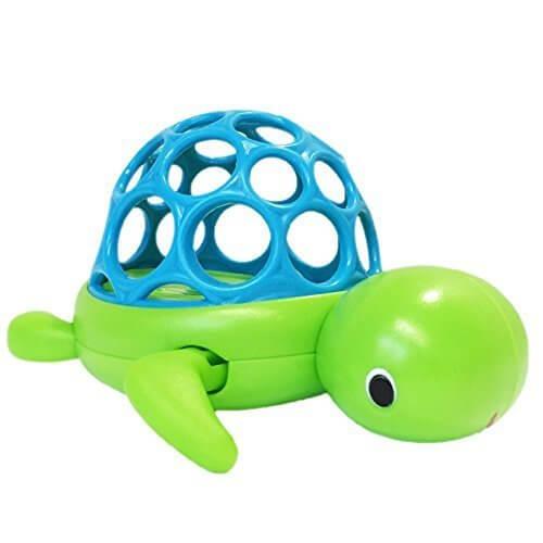 オーボール ワインド&スイム・タートル,0歳,おもちゃ,