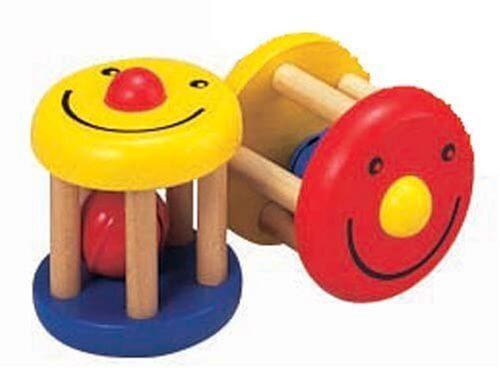 PINTOY スマイルラトル,赤ちゃん,おもちゃ,
