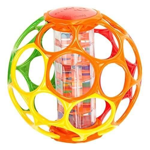 O'ball オーボール レインスティック (81030) by Kids II,赤ちゃん,おもちゃ,