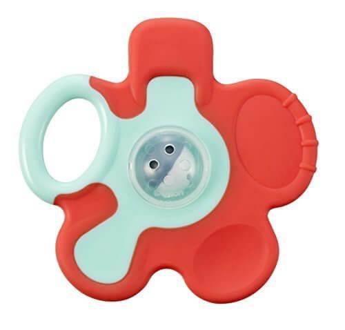 ピジョン 歯がため6ヶ月以上ぺらぺらキャロットフラワー,赤ちゃん,おもちゃ,