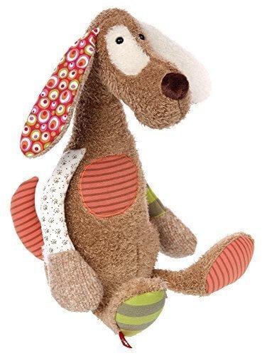 シギキット ベビー用 ぬいぐるみ Sweetyシリーズ イヌ SG38375,赤ちゃん,おもちゃ,