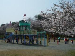 甘木公園,福岡,アスレチック,公園