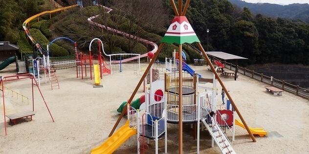 太宰府梅林アスレチックスポーツ公園,福岡,アスレチック,公園