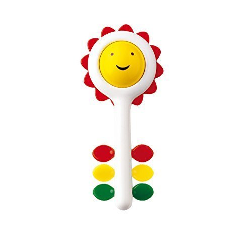 アンビトーイ (ambi toys) ひまわりラトル AM31127J,はじめて,おもちゃ,