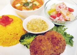 「スポーティフ カフェ」の料理,茅ヶ崎,子連れ,ランチ